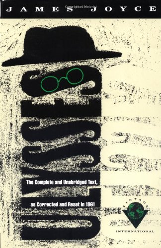 Ulysses   1961 edition cover
