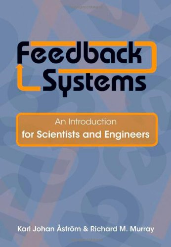 Feedback Systems An Introduction for Scientists and Engineers  2008 edition cover