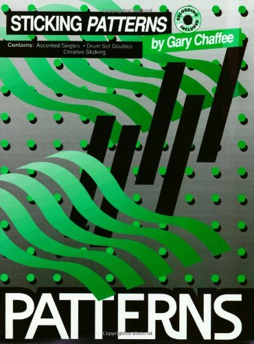Sticking Patterns Book and CD  1994 edition cover
