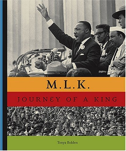 M. L. K. The Journey of a King  2007 edition cover