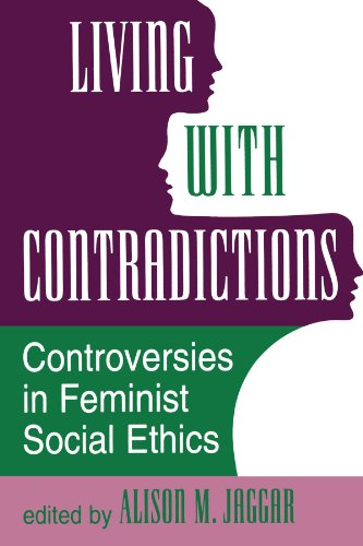 Living with Contradictions Controversies in Feminist Social Ethics  1994 edition cover