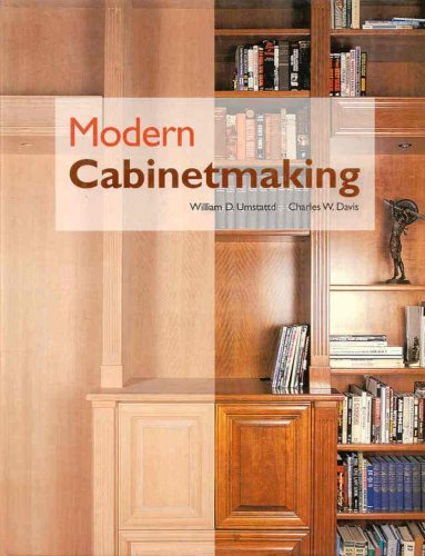 Modern Cabinetmaking  4th 2005 edition cover