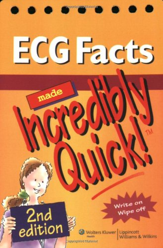 ECG Facts  2nd 2010 (Revised) edition cover