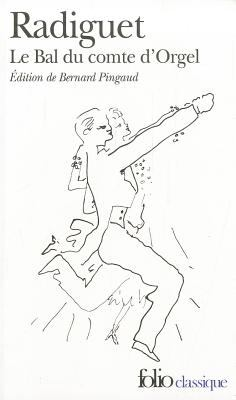 Bal du Comte d'Orgel N/A 9782070374762 Front Cover