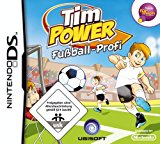 Tim Power - Fußball-Profi Nintendo DS artwork