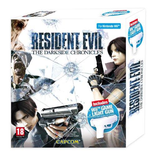 RESIDENT EVIL Nintendo Wii artwork