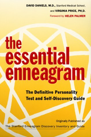 Essential Enneagram The Definitive Personality Test and Self-Discovery Guide N/A edition cover