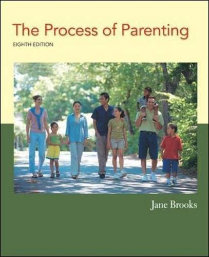 Process of Parenting  8th 2011 edition cover