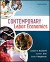 Contemporary Labor Economics  10th 2013 edition cover
