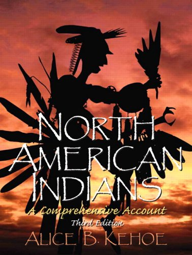 North American Indians A Comprehensive Account 3rd 2005 (Revised) edition cover