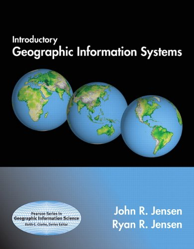 Introductory Geographic Information Systems   2013 edition cover
