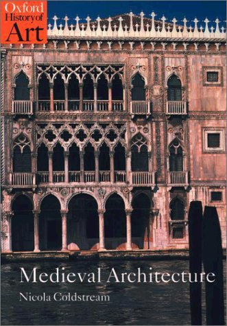 Medieval Architecture   2002 edition cover