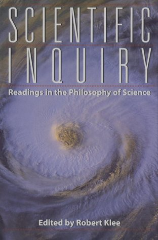 Scientific Inquiry Readings in the Philosophy of Science  1998 edition cover