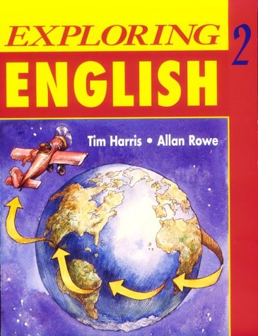 Exploring English, Level 2   1995 (Student Manual, Study Guide, etc.) edition cover