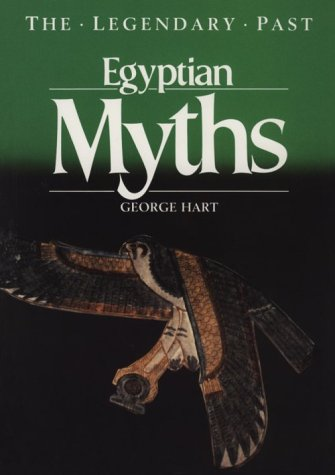 Egyptian Myths   1990 9780292720763 Front Cover
