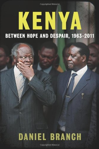 Kenya Between Hope and Despair, 1963-2011  2011 edition cover