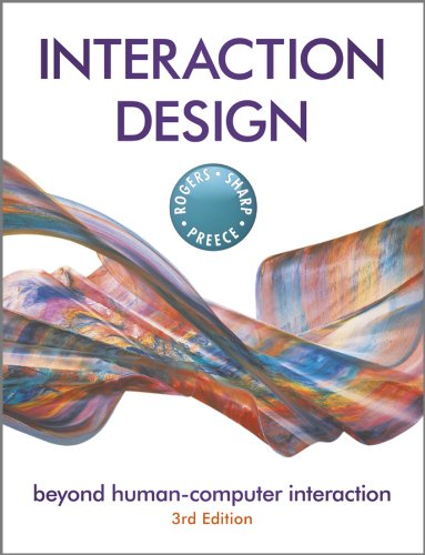 Interaction Design Beyond Human-Computer Interaction 3rd 2011 edition cover