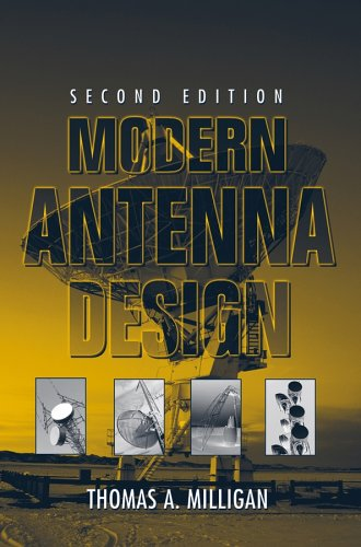 Modern Antenna Design  2nd 2005 (Revised) edition cover