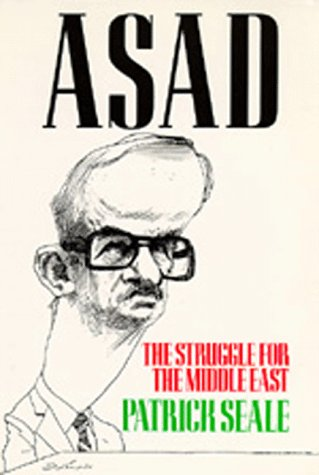 Asad The Struggle for the Middle East  1995 edition cover