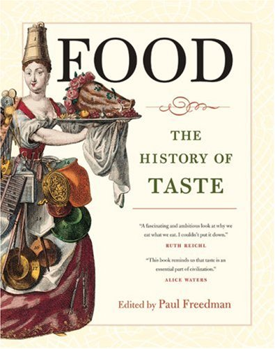 Food The History of Taste  2007 edition cover