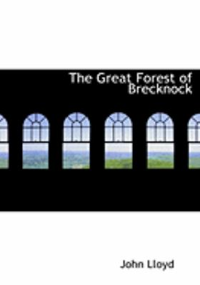 The Great Forest of Brecknock:   2008 edition cover