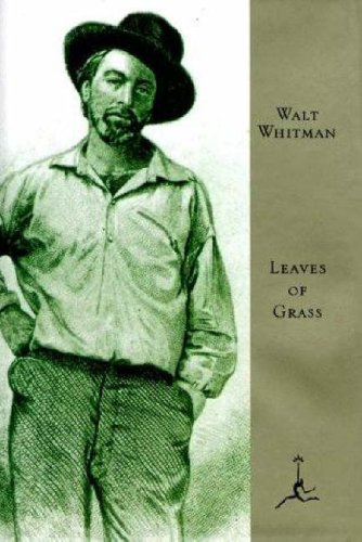 Leaves of Grass The Death-Bed Edition N/A edition cover