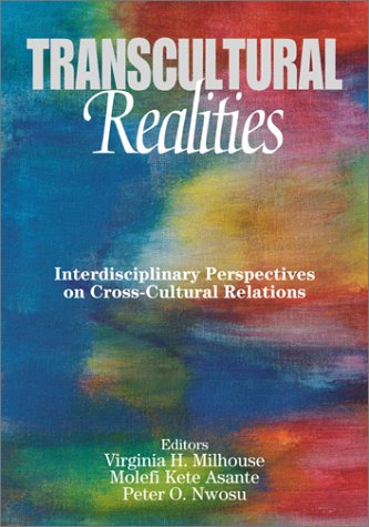 Transcultural Realities Interdisciplinary Perspectives on Cross-Cultural Relations  2001 edition cover