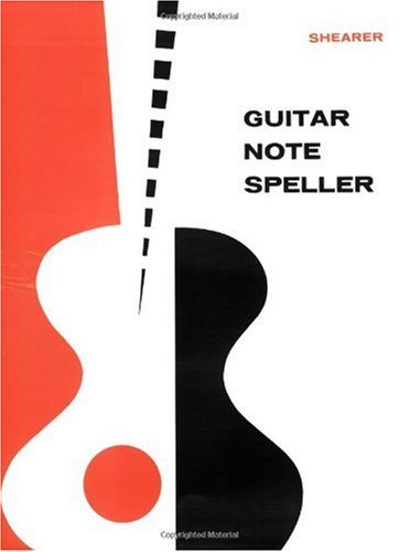 Guitar Note Speller N/A edition cover