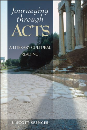 Journeying Through Acts A Literary-Cultural Reading N/A edition cover