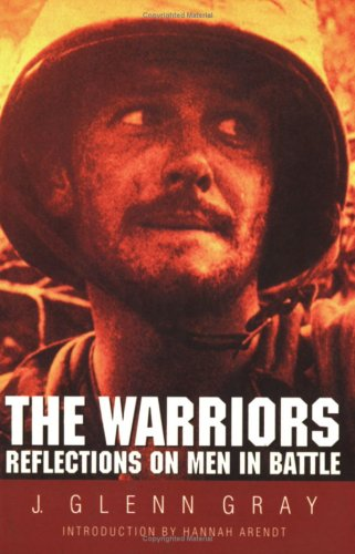 Warriors Reflections on Men in Battle 2nd edition cover