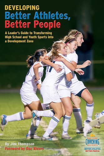 DEVELOPING BETTER ATHLETES,BETTER...    N/A 9780982131763 Front Cover