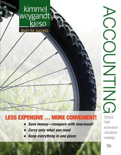 Accounting  5th 2013 edition cover