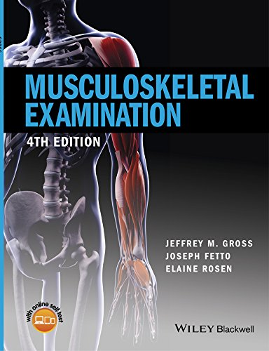 Musculoskeletal Examination  4th 2015 9781118962763 Front Cover
