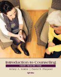 Introduction to Counseling: Voices from the Field  2014 edition cover