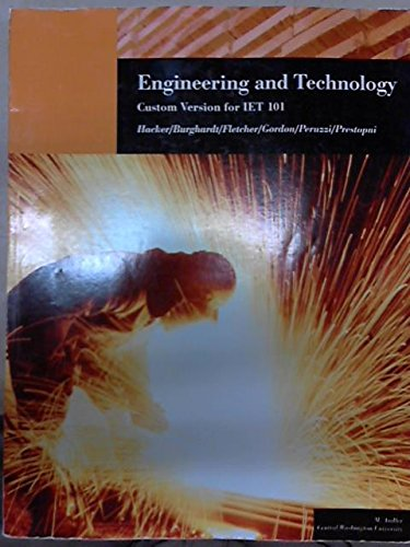 ENGINEERING+TECHNOLOGY >CUSTOM<         N/A 9781285141763 Front Cover