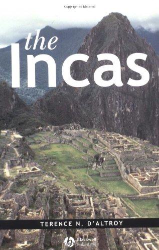 Incas   2003 edition cover
