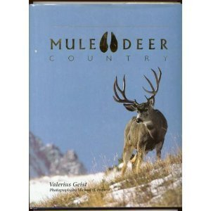 Mule Deer Country N/A 9781559710763 Front Cover