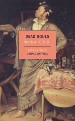 Dead Souls   2011 edition cover