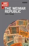 Short History of the Weimar Republic   2013 edition cover