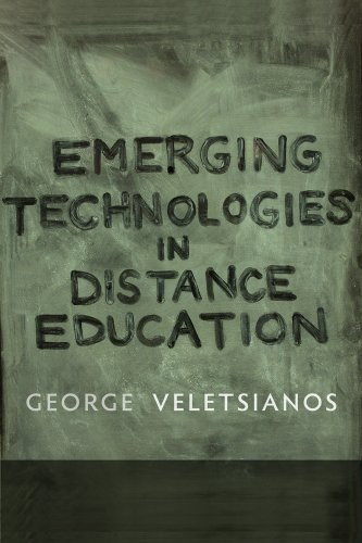 Emerging Technologies in Distance Education   2010 edition cover