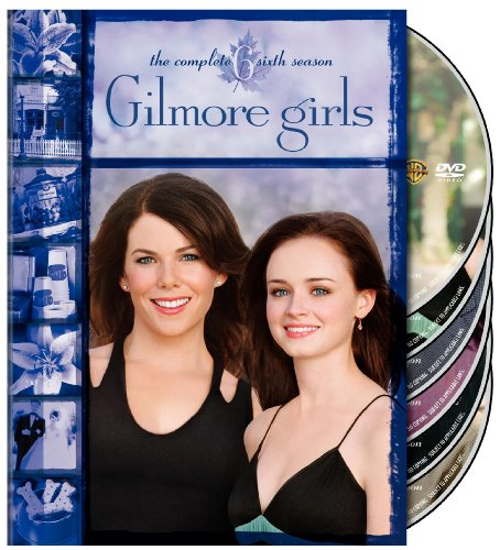 Gilmore Girls: Season 6 System.Collections.Generic.List`1[System.String] artwork