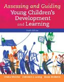 Assessing and Guiding Young Children's Development and Learning:   2015 edition cover
