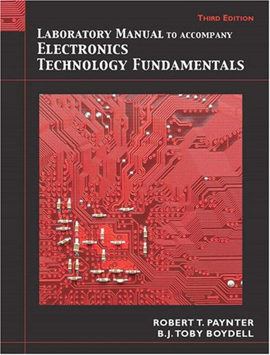 Electronics Technology Fundamentals  3rd 2009 edition cover