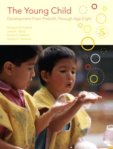 Young Child: Development from Prebirth Through Age Eight 5th 2009 edition cover