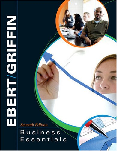 Business Essentials  7th 2009 9780136070764 Front Cover