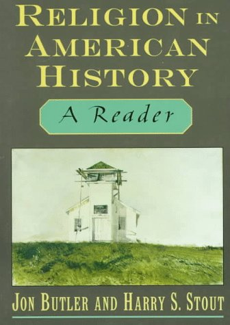 Religion in American History A Reader  1997 9780195097764 Front Cover