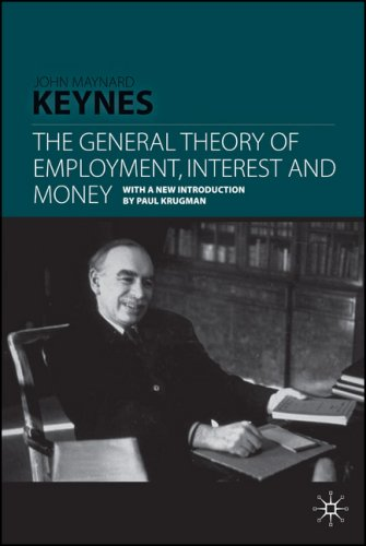 General Theory of Employment, Interest and Money   2007 9780230004764 Front Cover
