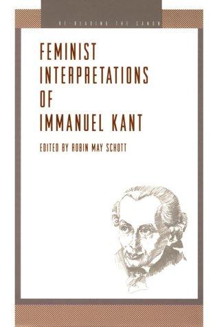 Feminist Interpretations of Immanuel Kant   1997 edition cover