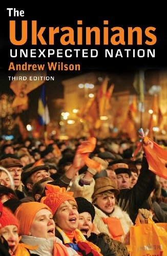 Ukrainians Unexpected Nation 3rd 2009 9780300154764 Front Cover