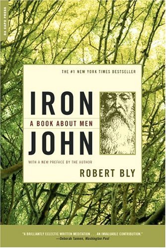 Iron John A Book about Men  2004 edition cover